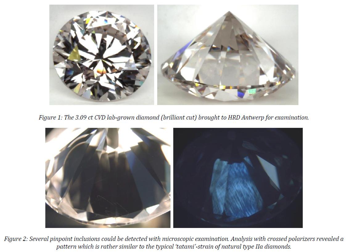 Cvd Lab Grown Diamonds With Gia Natural Diamond