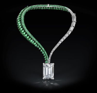 163ct. D Flawless Diamond at Christie'sAuction