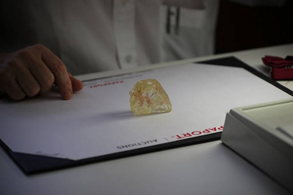 709 carat rough diamond