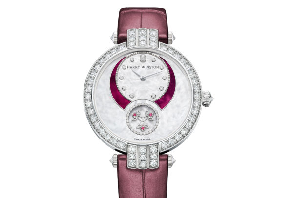 Harry Winston Premiere Diamond Watch