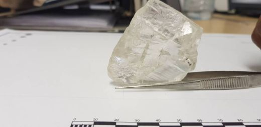 476 Carat Rough Diamond