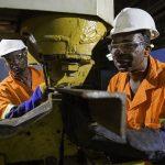 De Beers South Africa mining staff Venetia