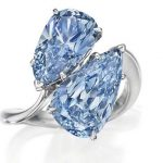 Graff Vivid Blue Diamond Ring