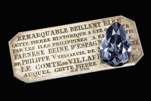 Farnese Blue Diamonds