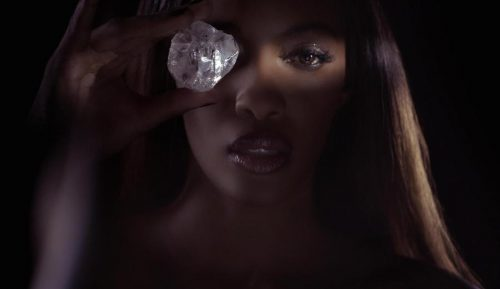 "910 carat diamond ""The Lesotho Legend"""
