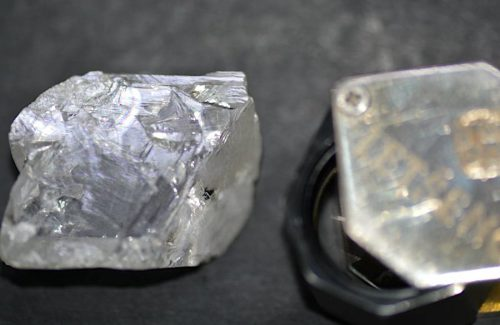 Gem Diamonds 152 carat type IIa diamond