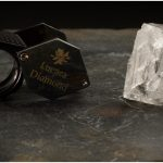 Lucara 327 Carat Rough Diamond