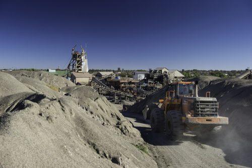 Petra Diamond mine