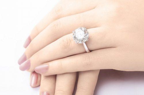 9 Carat Lab Grown Diamond