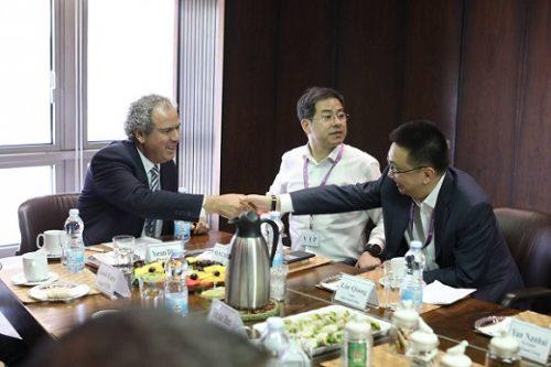 Israel China deal