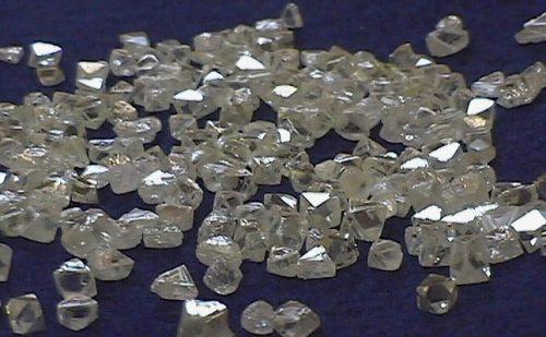 KPC rough diamonds