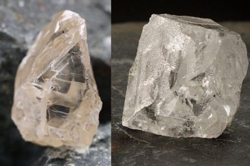 Lucara Tender Rough Diamonds