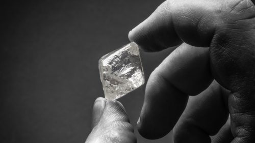95 carat from gahcho kue