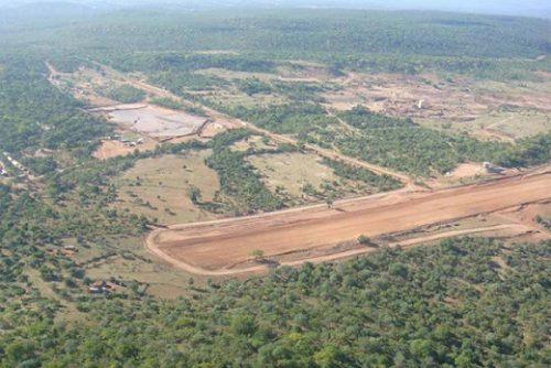 Marange Fields Zimbabwe