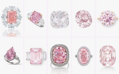 10 history-making pink diamonds