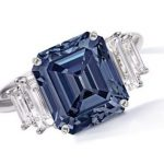 Sothebys Blue Ring