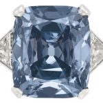 Christies Bulgari blue Diamond
