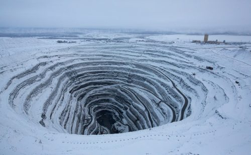 Alrosa Diamonds Russia