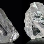 Lulo mine Lucapa Angola Diamond Sale