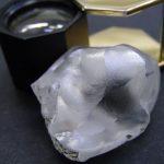 Gem Diamonds 161 Carat Rough Diamond