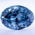 20.46 carat blue diamond