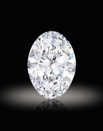 88.22 Carat Oval Diamond