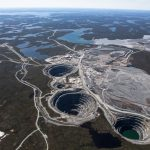 Canadian diamond mining