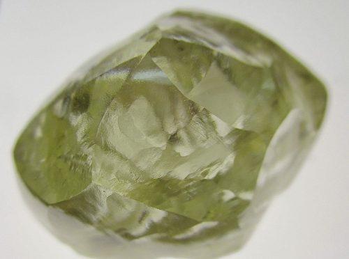 Firestone 72 Carat Yellow Rough Diamond
