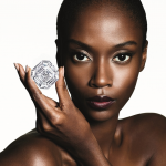Graff Lesedi La Rona Largest Square Emerlad Cut Diamond Model