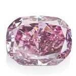 Alrosa 11 carat purple diamond