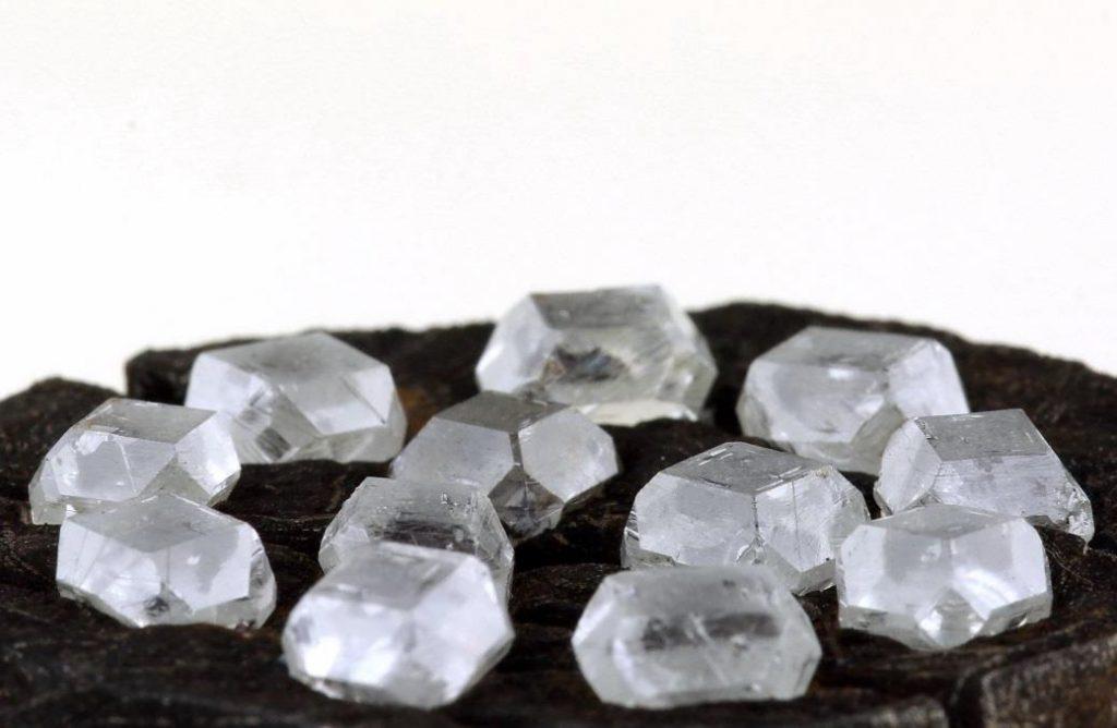 Laboratory grown rough diamond