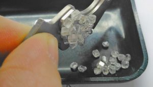 RUSSIAN SYNTHETIC DIAMONDS