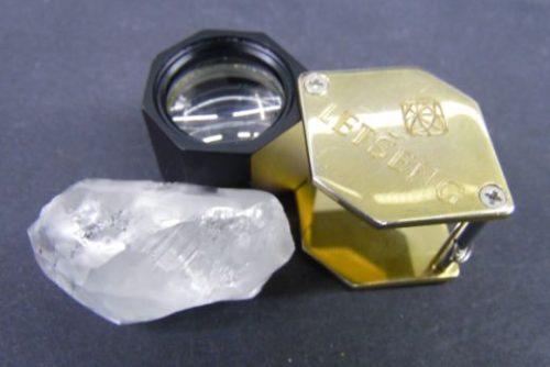 Gem Diamonds 140 carat rough