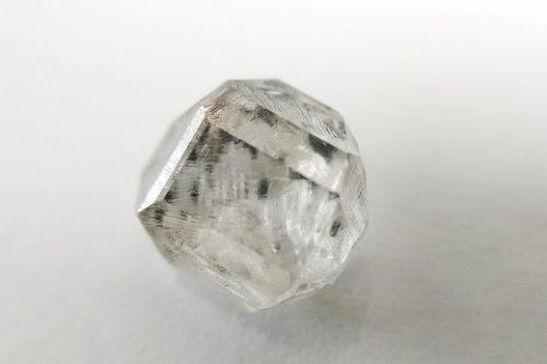Lab grown rough diamond