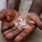 Angolan rough diamond demand