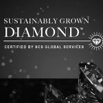 sustainably grown diamond