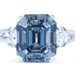 7.03 Carat Fancy Deap Blue Diamond