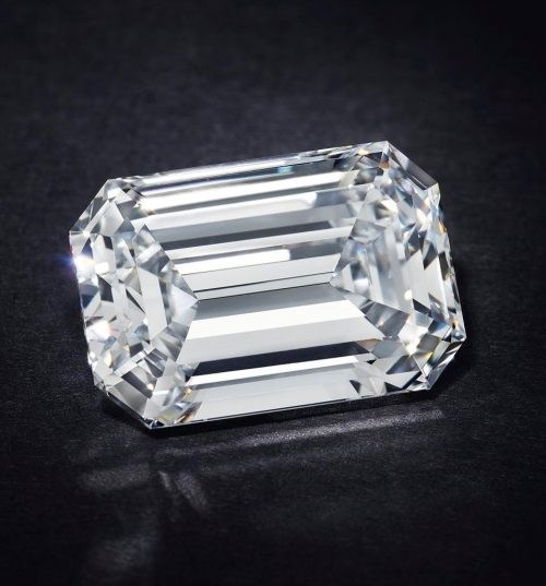 28.86 carat diamond ring
