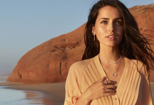 Ana de Armas Stars in The Natural Diamond Council's First Ever