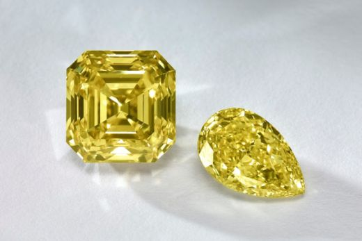 FCRF yellow diamonds